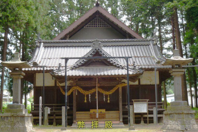 北熊井諏訪神社