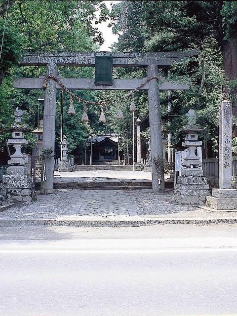 小野神社(県宝)