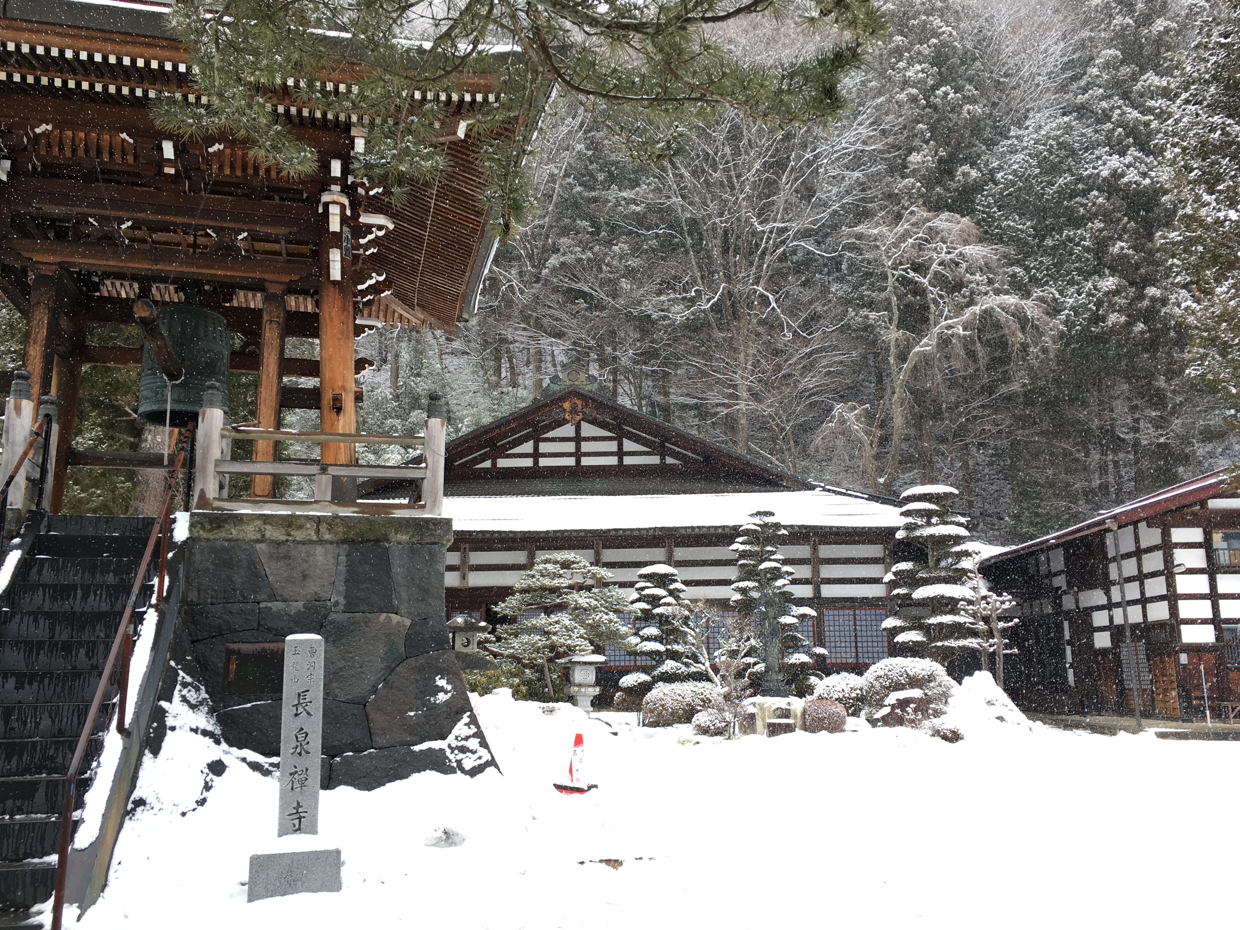 奈良井宿 五ヶ寺