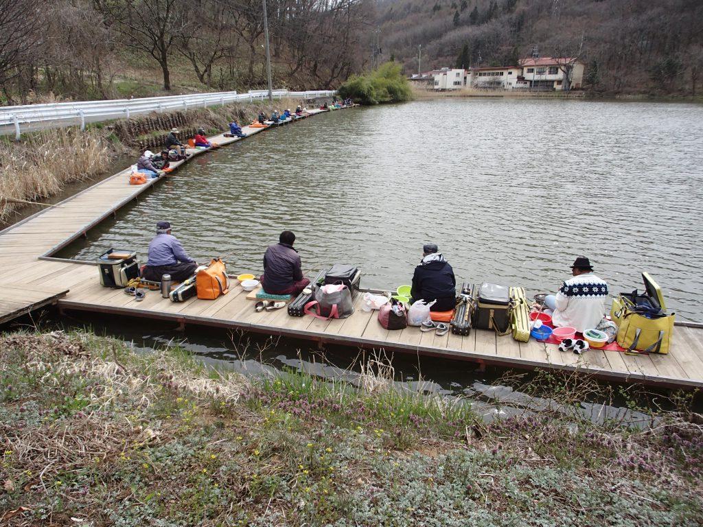 第41回みどり湖へら鮒釣り大会