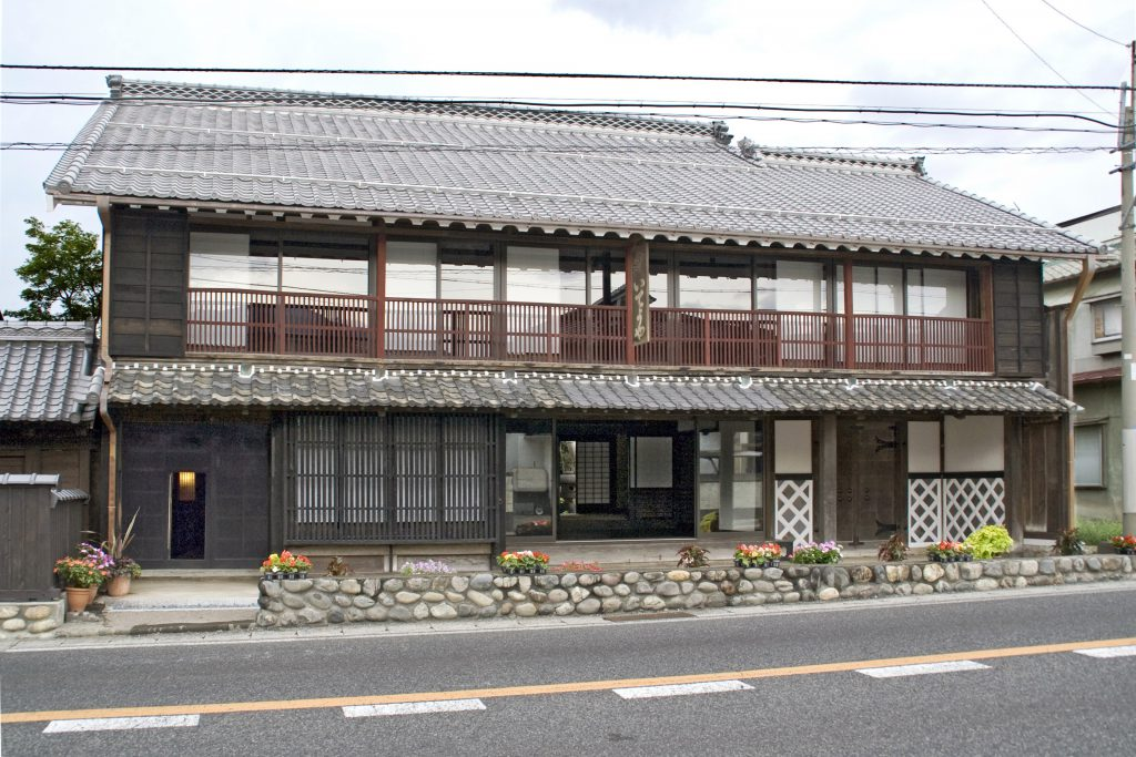『塩尻宿灯明まつり㏌小野家住宅』