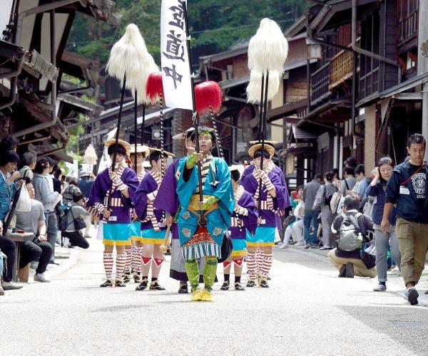 第53回木曽漆器祭・奈良井宿場祭【開催中止】