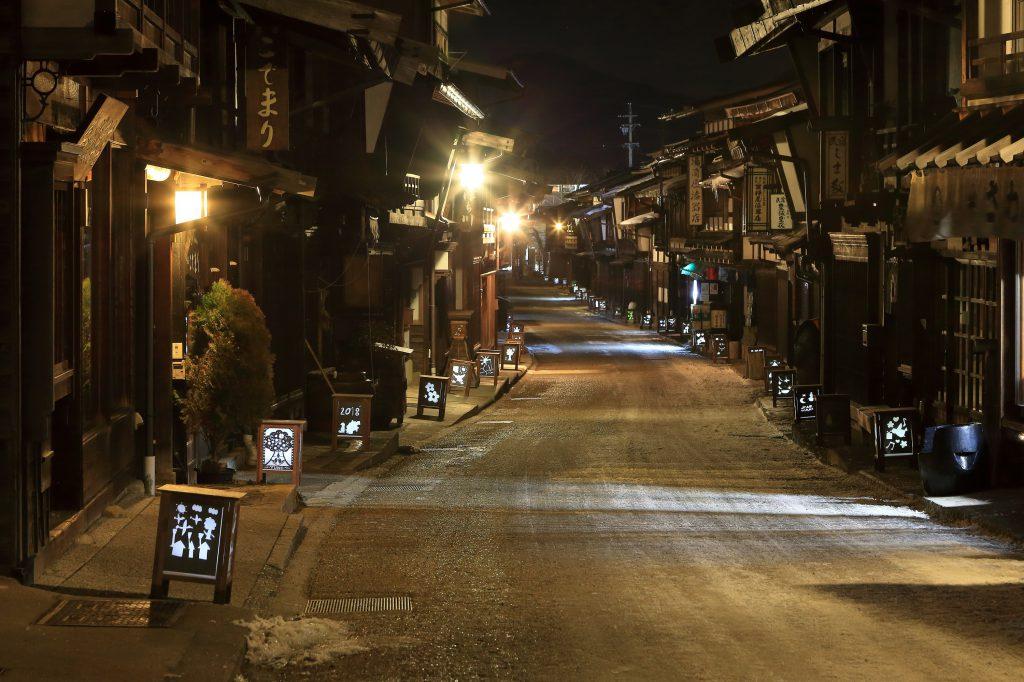 「中山道ぎふ17宿歩き旅」と奈良井宿が連携企画!体験プログラム