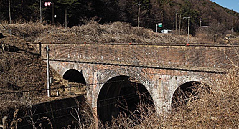 蔵造川の水路橋