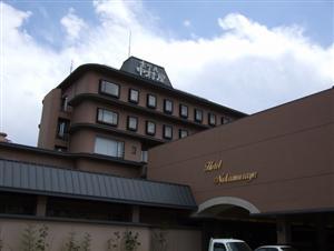 ホテル中村屋