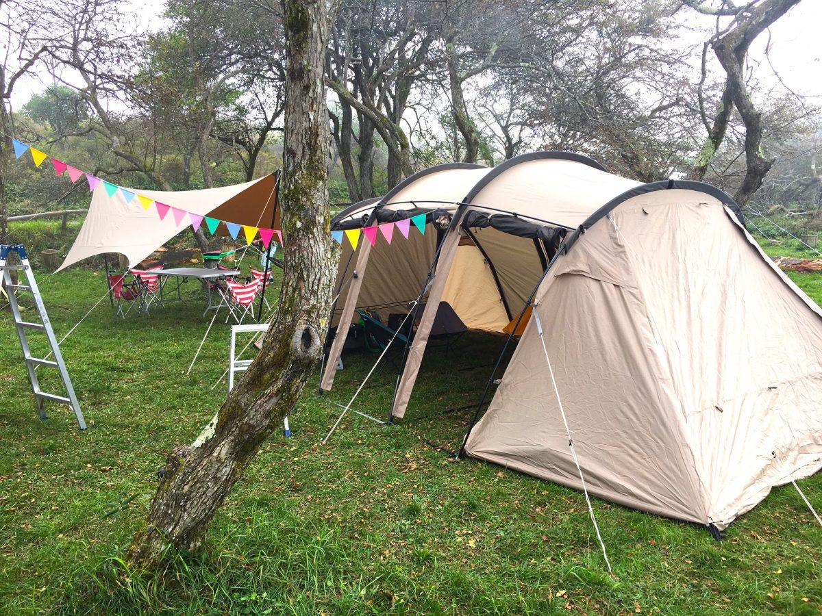 高ボッチキャンプ