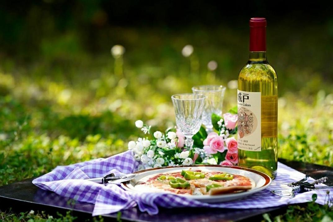 「ワインのある暮らし2021」ワインスタグラムフォトコンテストイメージ写真